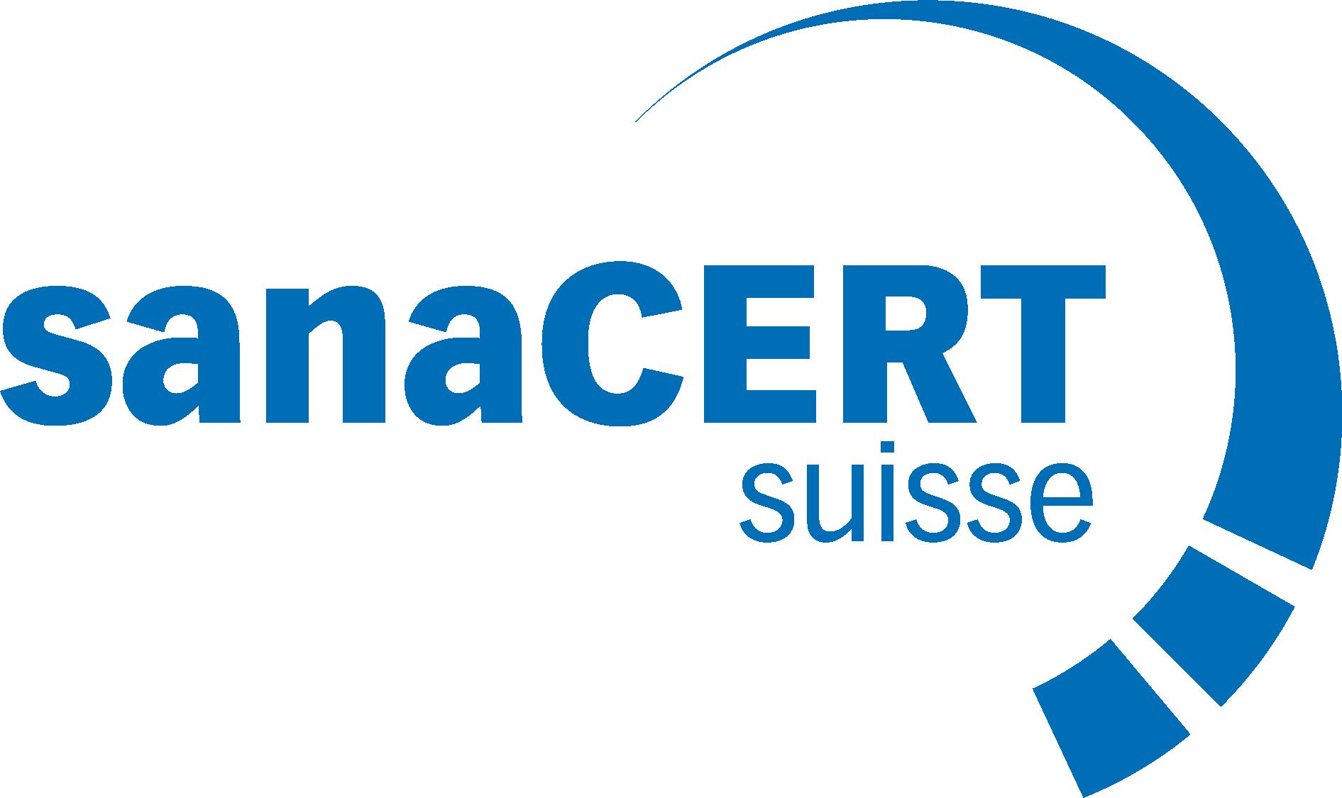 sanaCERT suisse