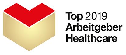 Top Arbeitgeber Healthcare 2019